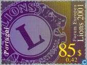 Postzegels - Portugal [PRT] - Lions