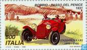 Postage Stamps - Italy [ITA] - Day of the Ferrari