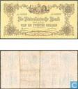 Banknoten  - Reliëfrand - 1860 25 Niederlande Gulden