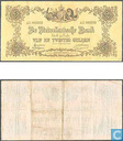 Bankbiljetten - Reliëfrand - 25 gulden Nederland 1860