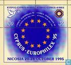 European Stamp Exhibition CYPRUS-EUROPHILEX
