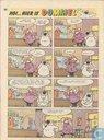 Strips - Minitoe  (tijdschrift) - 1988 nummer  47
