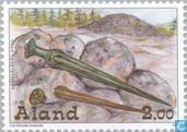 Postage Stamps - Åland Islands [ALA] - Bronze Age