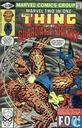 Comic Books - Thing, The - Strange mysterious killer fog