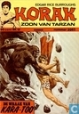 Bandes dessinées - Korak - De wraak van Kara-Too