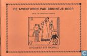 Strips - Bruintje Beer [Tourtel] - Drie en twintigste serie