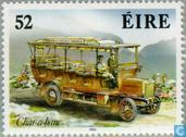 Postage Stamps - Ireland - Buses