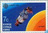 Postage Stamps - Cyprus [CYP] - Europe – Aerospace