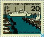 Postage Stamps - Germany, Federal Republic [DEU] - Capital Federal Countries