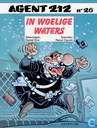 Strips - Agent 212 - In woelige waters