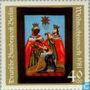 Postage Stamps - Berlin - Christmas