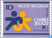 Postage Stamps - Belgium [BEL] - Chirojeugd