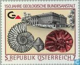 Postage Stamps - Austria [AUT] - 150 years Geological Service