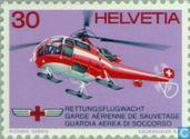 Postage Stamps - Switzerland [CHE] - Rescuers