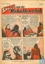 Strips - Sjors van de Rebellenclub (tijdschrift) - 1956 nummer  15
