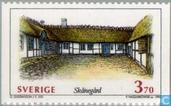 Postage Stamps - Sweden [SWE] - Swedish homes