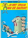 Bandes dessinées - Lucky Luke - In het spoor van de Daltons