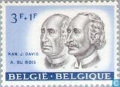 Postage Stamps - Belgium [BEL] - Belgian personalities