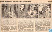 Bandes dessinées - Tom Pouce - Heer Bommel en de tuttelwurm