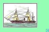 """Strips - Kuifjesbon producten - Chromo's """"La Marine II"""" 54"""