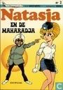 Comic Books - Natasja - Natasja en de maharadja