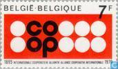 Postage Stamps - Belgium [BEL] - International Co-operative Alliance