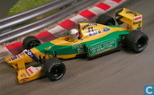 Model cars - Onyx - Benetton B192 - Ford