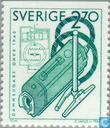 Postage Stamps - Sweden [SWE] - Vacuum cleaner