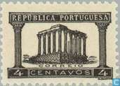 Postage Stamps - Portugal [PRT] - Buildings
