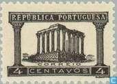 Postzegels - Portugal [PRT] - Gebouwen