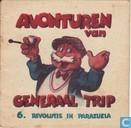 Bandes dessinées - Generaal Trip - Revolutie in Parazuela