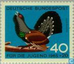 Postage Stamps - Germany, Federal Republic [DEU] - Birds