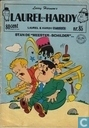 Comic Books - Laurel and Hardy - yoga
