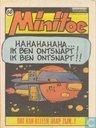 Strips - Minitoe  (tijdschrift) - 1988 nummer  50