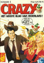 Bandes dessinées - Crazy (tijdschrift) - Crazy 1