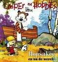 Comic Books - Calvin and Hobbes - Hopsakee en nu de wereld