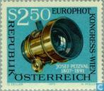 Postage Stamps - Austria [AUT] - Photography conference