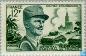 Postzegels - Frankrijk [FRA] - Leclerc, Maarschalk