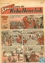 Strips - Sjors van de Rebellenclub (tijdschrift) - 1957 nummer  7