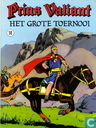 Bandes dessinées - Prince Vaillant - Het grote toernooi