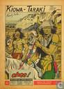 Strips - Ohee (tijdschrift) - Kiowa - Taraki