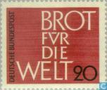 Briefmarken - Deutschland, Bundesrepublik [DEU] - Brot für die Welt