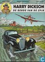 Comic Books - Harry Dickson - De bende van de Spin