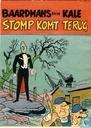 Bandes dessinées - Tif et Tondu - Stomp komt terug (deel 1)