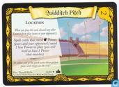 Cartes à collectionner - Harry Potter 4) Adventures at Hogwarts - Quidditch Pitch