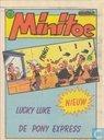 Strips - Minitoe  (tijdschrift) - 1989 nummer  3