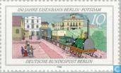 150 years of railway Berlin-Potsdam