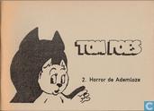 Strips - Bommel en Tom Poes - Horror de ademloze