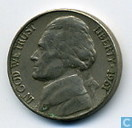 Coins - United States - United States 5 cents 1961 D