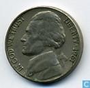 Munten - Verenigde Staten - Verenigde Staten 5 cent 1961 D